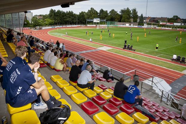 'In Duffel is best plaats voor twee voetbalclubs'
