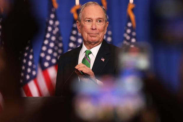 'In de afgang van Mike Bloomberg zit een briljante komedie'