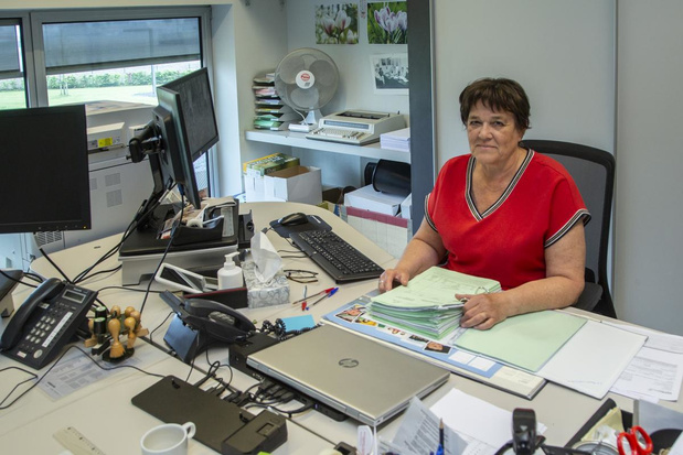 Na 42 jaar gaat Ludwine Vandromme met pensioen