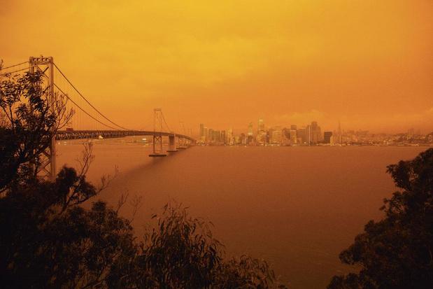 De Westkust brandt