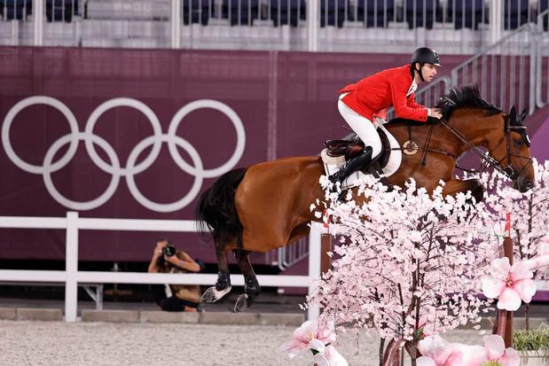 Brons! Ruiters halen zesde Belgische medaille binnen