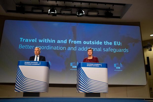 La Commission européenne balise son certificat de vaccination