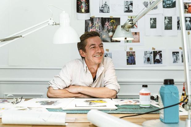 Illustrator Carll Cneut brengt kleur- en tekenboek uit: 'Tekenen is vrijheid'