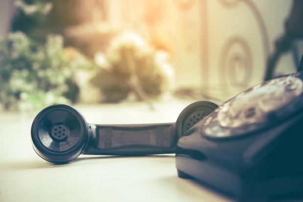 'Er is niks aan al die videotoepassingen dat beter is dan een telefoongesprek'