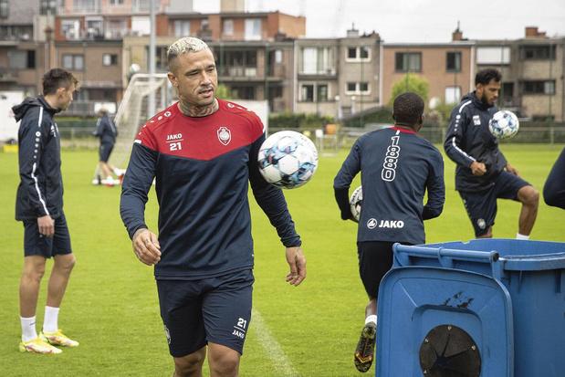 """""""Avec Nainggolan, les patrons de l'Antwerp ont clairement dévoilé leur jeu: ils visent le titre"""""""