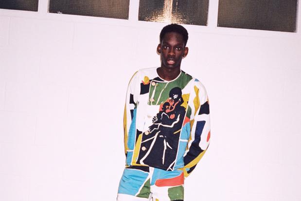 Ontdek mode gemaakt van rogge, overschotten en behangpapier tijdens het United Fashion Festival