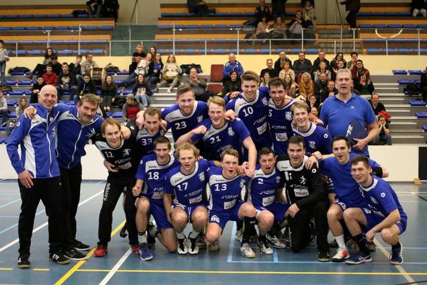 Handbalclub Izegem promoveert naar eerste nationale (en dat is meer dan verdiend)