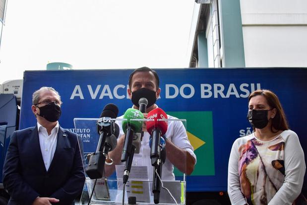 Le Brésil détecte une nouvelle variante du coronavirus, le patient n'avait pas voyagé