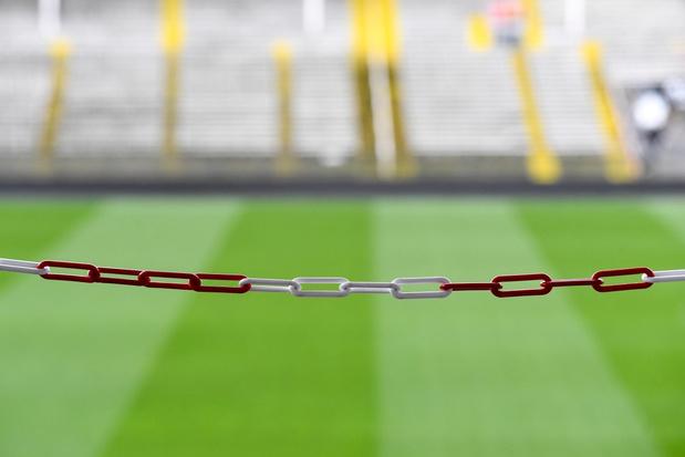 Onduidelijkheid over gevolgen van Antwerpse coronamaatregelen voor profvoetbal