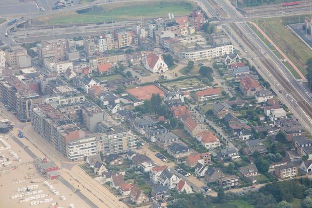 Luchtkwaliteit Zeebrugge is positief, maar wel verhoging ultra fijn stof in enkele woonwijken