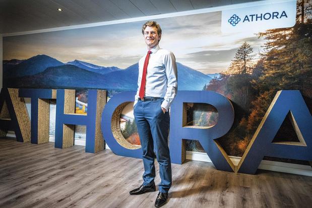 Inconnu, mais très ambitieux: l'assureur Athora mène une stratégie de croissance aggressive au Benelux