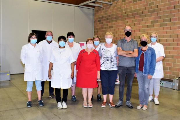 Zonnebeekse contactgroep vrijwillige bloedgevers is blij dat collectes doorgaan