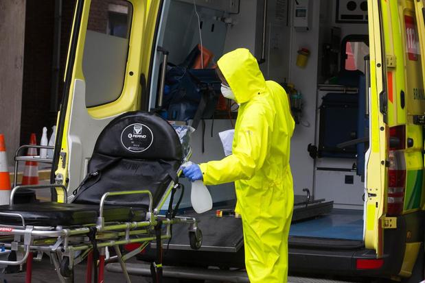 Ambulances : un lockdown à Bruxelles ?