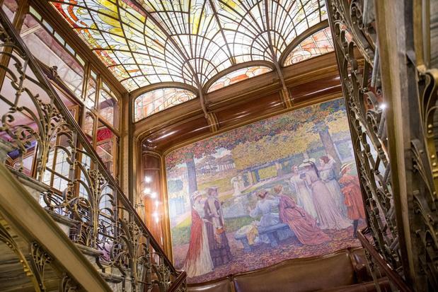 Hotel Solvay van Victor Horta in Brussel wordt museum voor het grote publiek