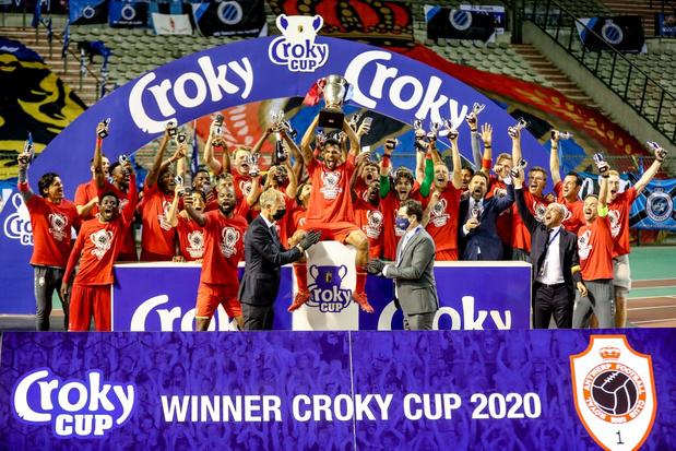 Analyse Bekerfinale: Antwerp blijft de groten kietelen