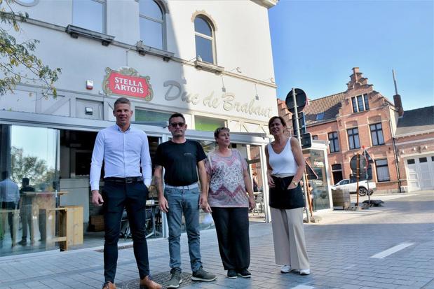 Trio neemt iconisch café Duc de Brabant over