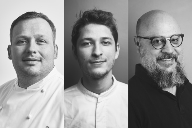 Drie chefs geven een eigenzinnige twist aan een Belgische klassieker