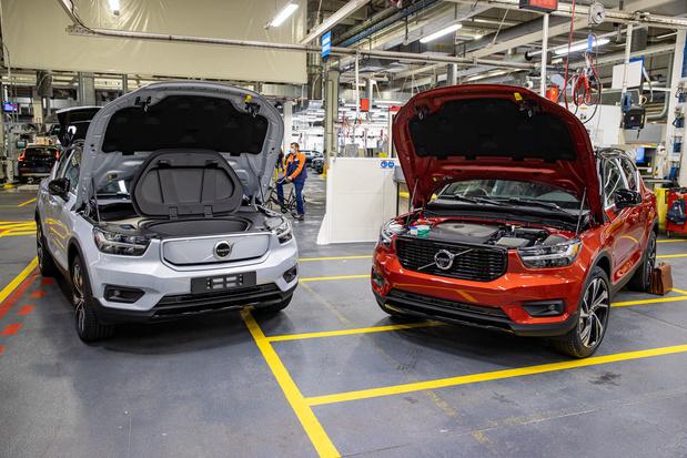 Volvo gaat voor volledig elektrisch en onlineverkoop