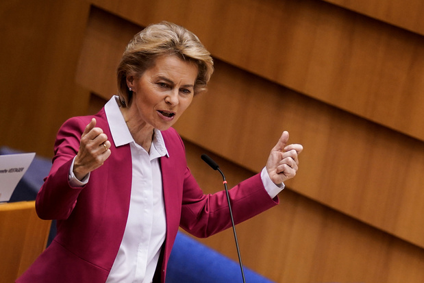 'De Europese leiders geven vooral een cadeautje aan zichzelf'