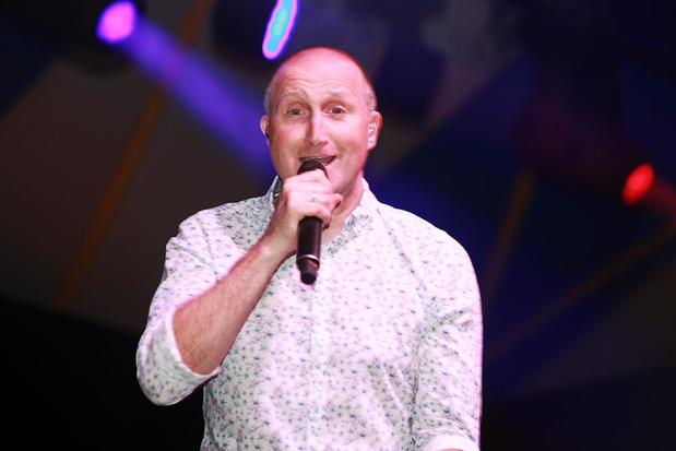 Yves Segers : laatste optreden in Oostende, maar nu te horen op BNL in Brugge
