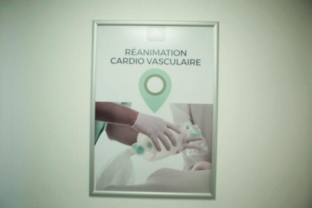 """Dr Pouleur (CHU Saint-Luc) : """"Ne pas hésiter à consulter en cas de suspicion d'insuffisance cardiaque"""""""