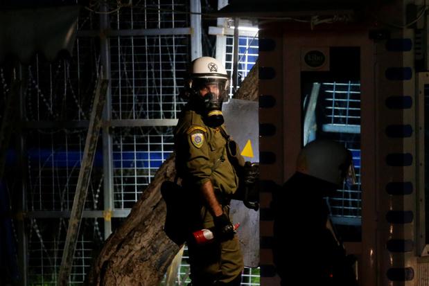 Opnieuw incidenten in nacht van dinsdag op woensdag aan Turks-Griekse grens