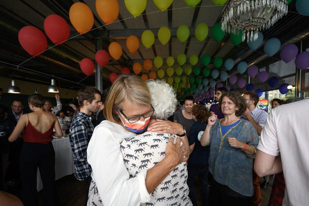 'Zwitsers spreken zich uit voor het homohuwelijk'