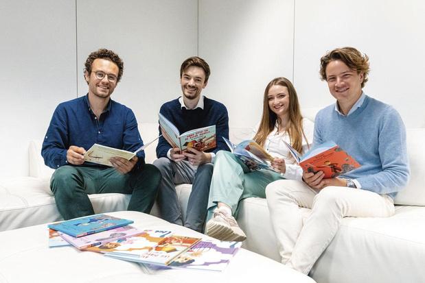 BubblyDoo personaliseert kinderboeken: 'We hebben de ambitie snel te groeien'