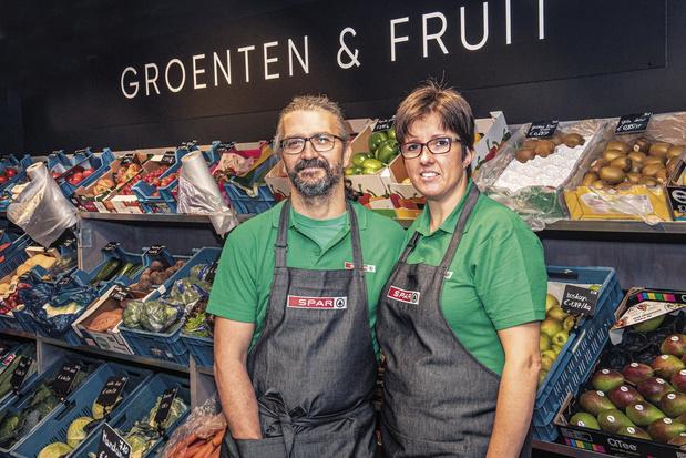 """Spar Express in Oostnieuwkerke opent deuren: """"Het werd tijd om te starten"""""""