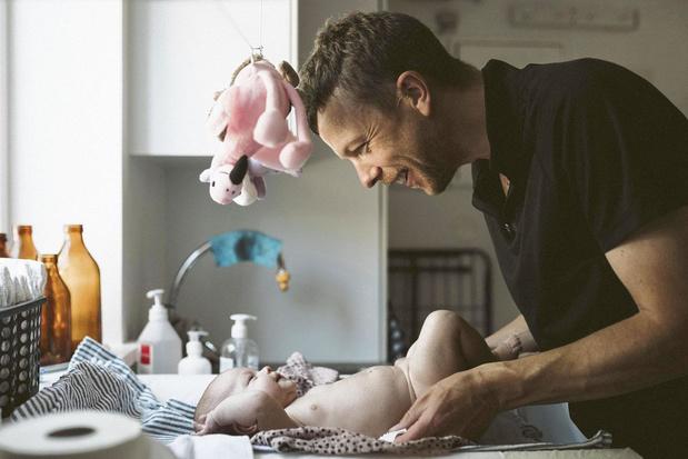 Le congé de paternité augmenté pour les indépendants