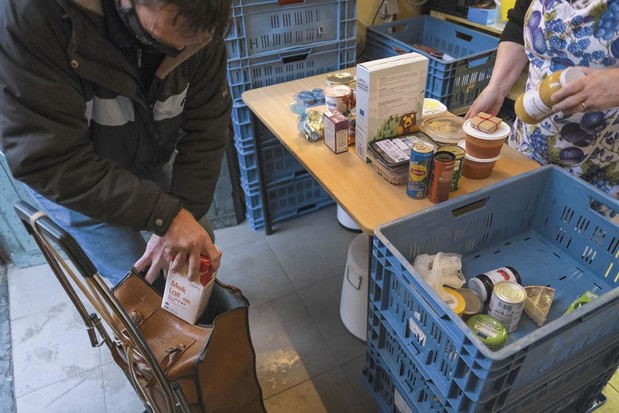 En Belgique, on crie famine