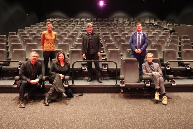 Koen De Bouw is master van eerste wintereditie Filmfestival Oostende