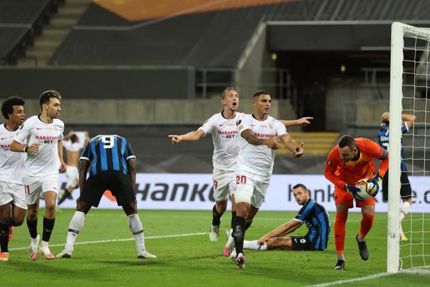 Lukaku grijpt met Inter Milaan naast eindzege Europa League