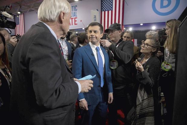 Le parti démocrate publiera la moitié des résultats de l'Iowa à 23h