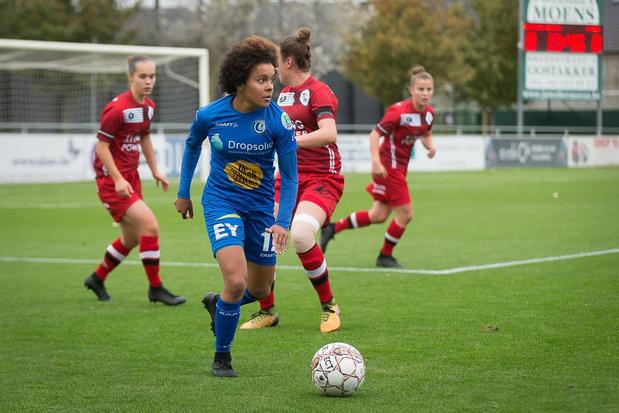 Transfers in het vrouwenvoetbal kosten... 0 euro