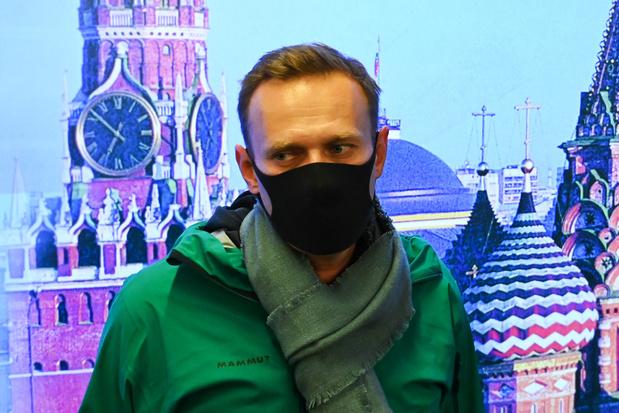 Aleksej Navalny opgepakt in Rusland: EU en VN eisen onmiddellijke vrijlating