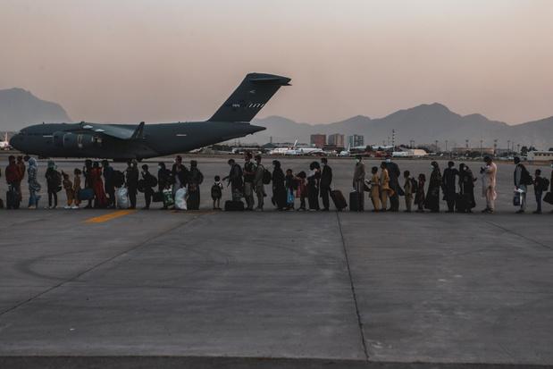 België beëindigt evacuaties vanuit Afghanistan