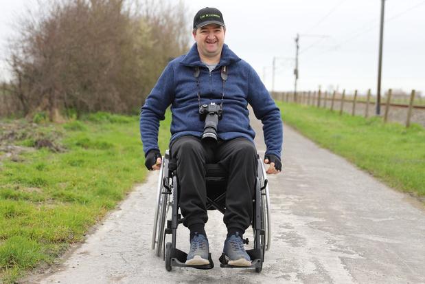 Rallyvrienden organiseren benefiet voor MS-patiënt Andy Defever uit Oostkerke
