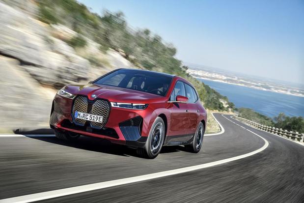 BMW se focalise sur l'électrification durable