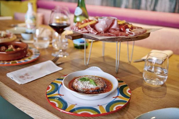Huiselijke Siciliaanse keuken