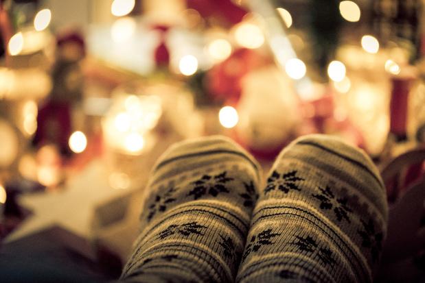 'In de donkere weken voor Kerstmis zoeken we naar warmte op vreemde plaatsen'