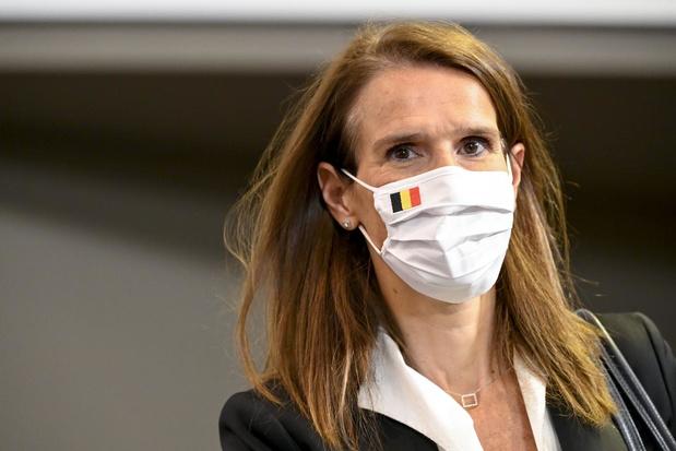 Sophie Wilmès: 'Als duidelijk is dat het vertrouwen niet zal krijgen, moet je het dan vragen?'