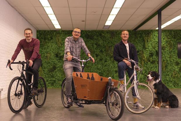 """Recycle, un """"concept store"""" autour de la circularité du vélo"""