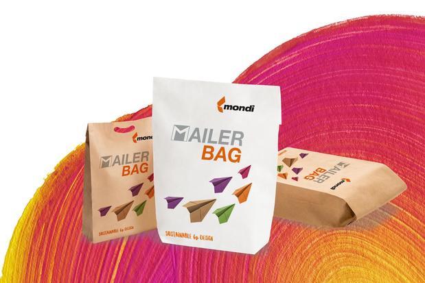 Mondi mise sur les enveloppes en papier pour le secteur de l'e-commerce