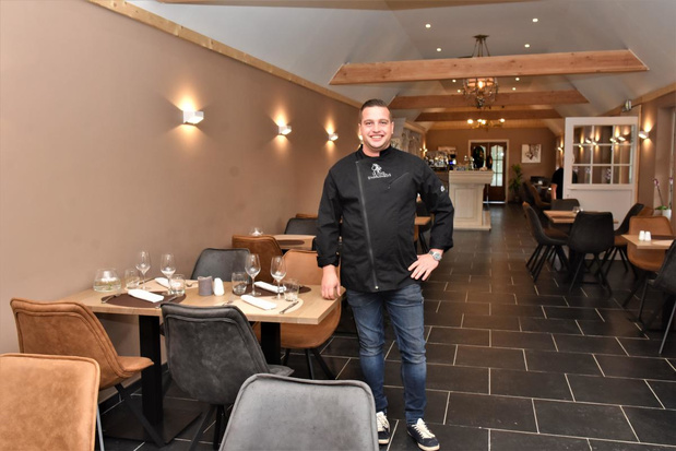 Jo Taveirne opent brasserie Le Coq d' Harlembois in gerestaureerde hoeve
