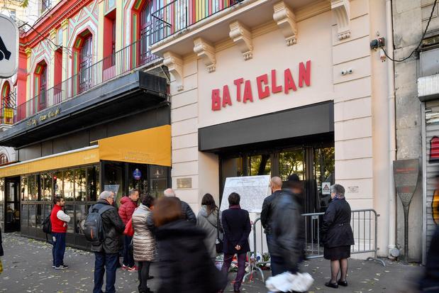 Frankrijk herdenkt slachtoffers van aanslagen 2015