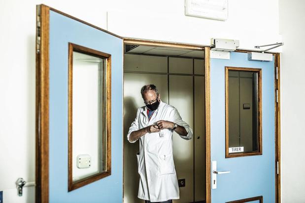 """Les Cliniques Saint-Luc désavouent Jean-Luc Gala: """"Ses propos sont contraires aux valeurs scientifiques"""""""