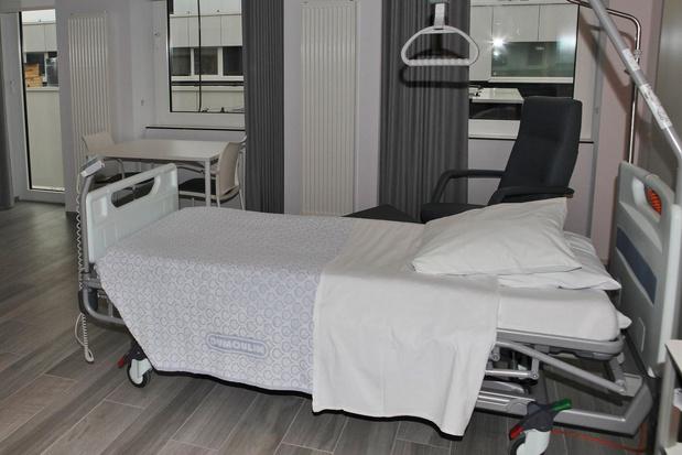 Triagecentrum Veurne voor mogelijke coronapatiënten uitgebreid
