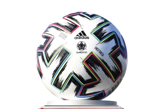Les symboles cachés du ballon de l'Euro 2020