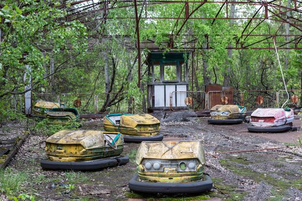 Oekraïne wil kerncentrale Tsjernobyl laten erkennen als werelderfgoed